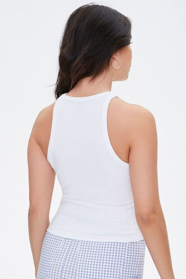 Thumbnail for your product : Forever 21 Femme Graphic Tank Top