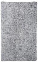 "Threshold Heathered Reversible Bath Rug - Gray (20x34"")"