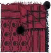 Philipp Plein Candy scarf