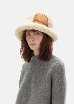 Acne Studios Bel Shearling Hat