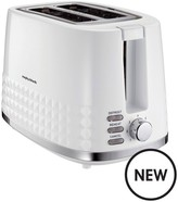 Morphy Richards Dimensions 2-Slice Toaster - White