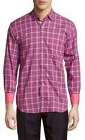 Tailorbyrd Classic-Fit Cotton Shirt