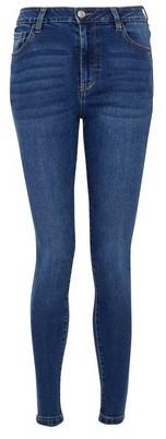 Dorothy Perkins Womens Dp Petite Indigo Alex Denim Jeans