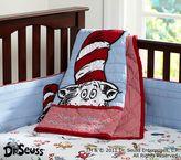 Dr. Seuss Cat in the Hat Nursery Bedding