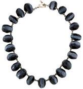 Tateossian Cat's Eye Glass Bead Necklace