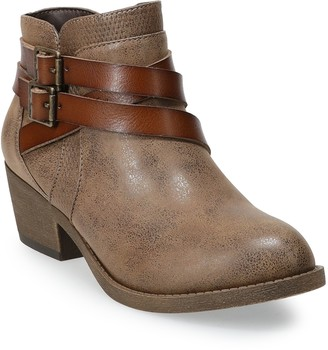 So Basking Women's Ankle Boots