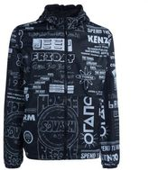Kenzo Double Face Black Jacket