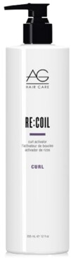AG Hair Re: Coil Curl Activator, 12-oz, from Purebeauty Salon & Spa