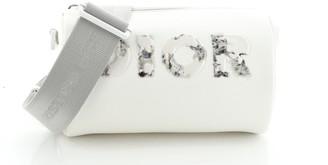 Christian Dior Daniel Arsham Roller Shoulder Bag Leather with Applique