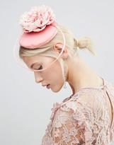 Asos Pretty Occasion Flower Fascinator Headband