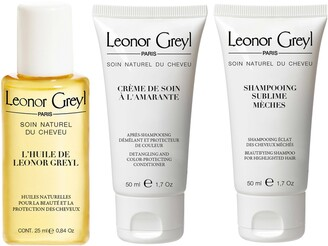 Leonor Greyl PARIS Luxury Travel Kit for Color Treated Hair