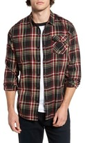 O'Neill Men's Olson Plaid Twill Shirt