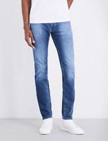 Diesel Sleenker 0681N slim-fit skinny jeans