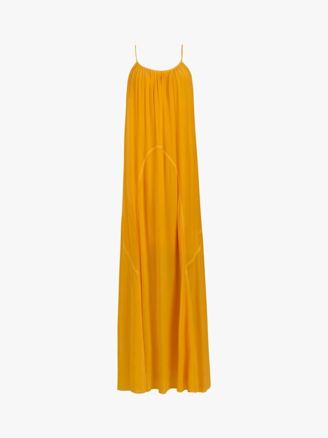 AllSaints Amor Sleeveless Maxi Dress