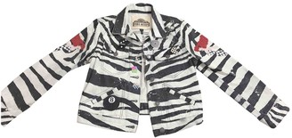 Marc Jacobs Black Denim - Jeans Jackets