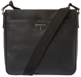 Prada Solid Messenger Bag