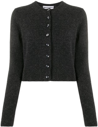 Molly Goddard Knitted Long Sleeve Cardigan