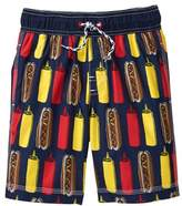 Gymboree Hot Dog Board Shorts