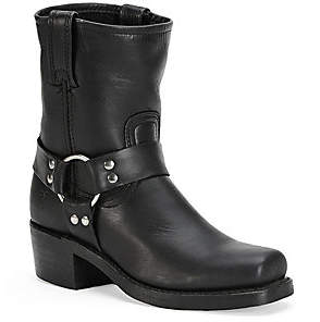 Frye Women's Harness Leather Mid-Calf Boots