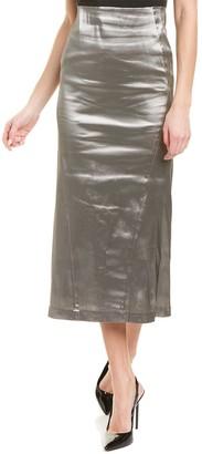 Lafayette 148 New York Aleema Midi Skirt