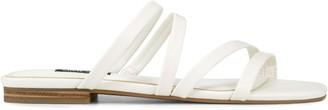 Nine West Sean Flat Slide Sandals
