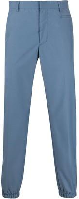 Prada Cropped Elasticated Cuff Trousers