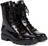 Thumbnail for your product : Tod's Leather ankle boots