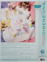 Dimensions Stamped Cross Stitch, Cute or What