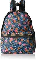Le Sport Sac Women's Rifle Paper X Basic Backpack