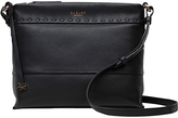 Radley Hampstead Heath Leather Cross Body Bag, Black