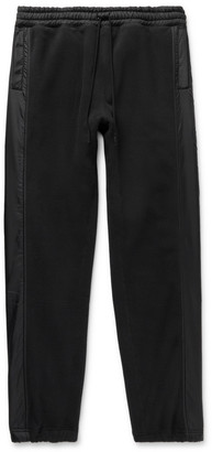 Nonnative Hiker Tapered Shell-Trimmed Polartec Fleece Sweatpants