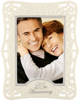 """Lenox Closeout! Picture Frame, Portrait Gallery 25th Anniversary 5"""" x 7"""