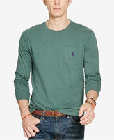 Polo Ralph Lauren Men's Long-Sleeve Pocket Shirt