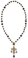 Dolce & Gabbana Crystal-embellished necklace