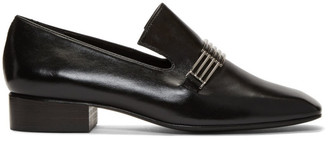 Dorateymur Black Modernist Loafers