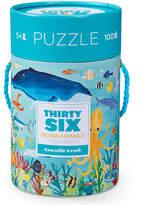 Crocodile Creek Ocean 100-Piece Puzzle