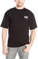 Caterpillar Men's Reflective Yoke T-Shirt