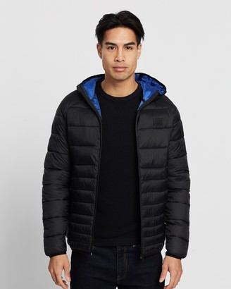 Jack and Jones Bomb Puffer Hoodie