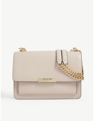 MICHAEL Michael Kors Jade leather shoulder bag