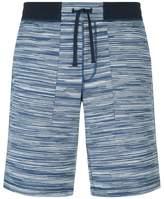 Missoni Striped Cotton Shorts