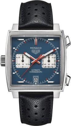 Tag Heuer Monaco Calibre 11 Chronograph Watch
