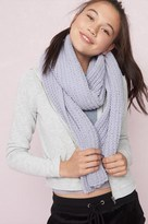 Garage Chunky Knit Chenille Scarf