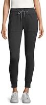 Betsey Johnson Skinny Cotton Sweatpants