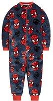 Mothercare Spiderman Fluffy Walk In Sleeper,(Manufacturer Size:116)
