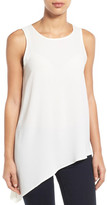 Gibson Sleeveless Asymmetrical Shirt
