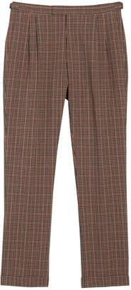 Reiss Jig Check Print Trousers
