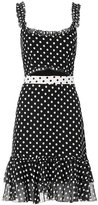 Exclusive for Intermix Annie Polka Dot Tank Dress