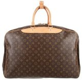Louis Vuitton Monogram Alize 2 Poches 55