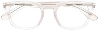 Mykita Clear Square-Frame Glasses