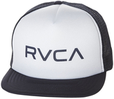 RVCA Trucker Cap Blue